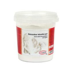 Kézszobor készítő por negatív forma készítéshez, 300 g, extra rugalmas, gyors