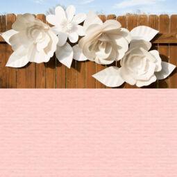 Original papír, struktúrált, elegáns, 50x70 cm - 34 blossom, cseresznyevirág