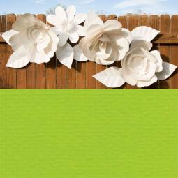 Original papír, struktúrált, elegáns, 50x70 cm - 52 spring green, tavaszi zöld