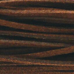 Bőrszíj, 90 cm - barna