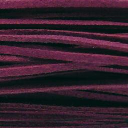 Bőrszíj, 90 cm - lila