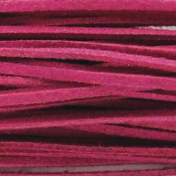 Bőrszíj, 90 cm - pink