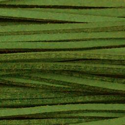 Bőrszíj, 90 cm - világoszöld