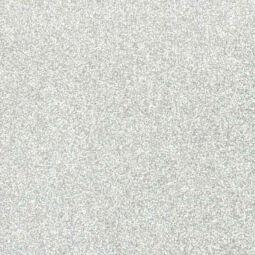 Dekorgumi - csillámos ezüst