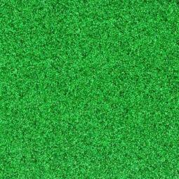 Dekorgumi - csillámos zöld