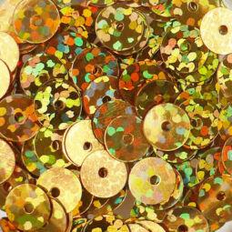 Flitter, varrható 2 g - holográf arany