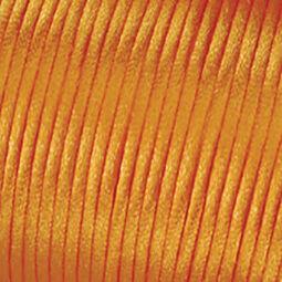 Ékszerzsinór, selyemzsinór, 2 mm - 16, aranysárga