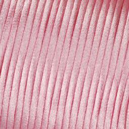 Ékszerzsinór, selyemzsinór, 2 mm - 32, rózsaszín