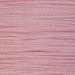 Ékszerzsinór, 0,5 mm vékony, méterben - 32, rózsaszín