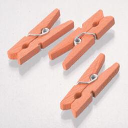 Facsipesz, 30 mm - narancs, 1 db