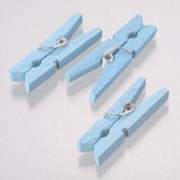 Facsipesz, 30 mm - kék, 1 db
