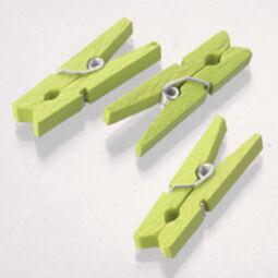 Facsipesz, 30 mm - zöld, 1 db