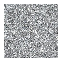 Glitterkarton, A4, 200 g - ezüst