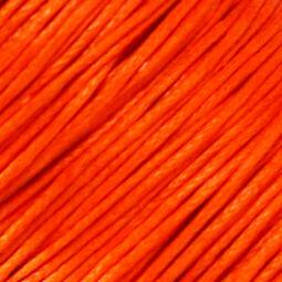 Viaszolt szál, 1 mm-es méterben - 110 narancssárga