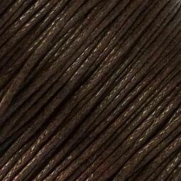 Viaszolt szál, 1 mm-es méterben - 126 sötétbarna