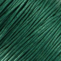 Viaszolt szál, 1 mm-es méterben - 128 fenyőzöld