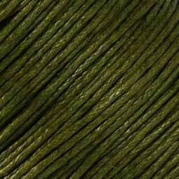 Viaszolt szál, 1 mm-es méterben - 149 olívzöld