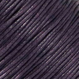 Viaszolt szál, 1 mm-es méterben - 196 sötétlila