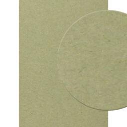 Natúrpapír A4, 220 g - zöldes szürke