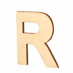 Fa betű, 80x5 mm - R