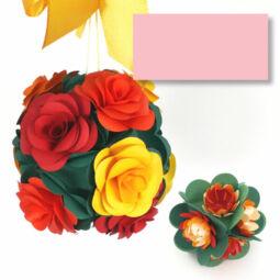 Tónuspapír, A4 - 67, rózsaszín