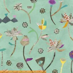 Akció! Patchwork anyag - Windham Fabrics - Paint Such Design 39695-2