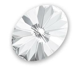 4122 Swarovski ovális rivoli kristály, 18x13,5 mm - Crystal F