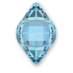 4230 Swarovski Citrom befoglalható kristály, 19x12 mm - Aquamarine F