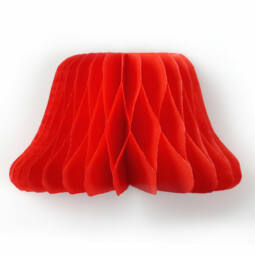 Méhsejtpapír, 24x34 cm - 45, piros