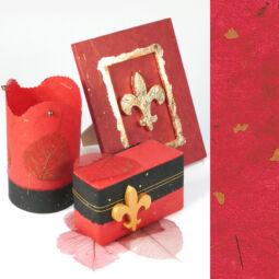 Golden Star rostpapír, A4 - piros, 35 g