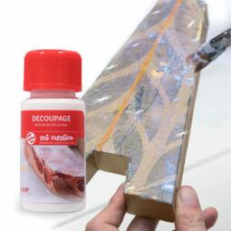 Art Creation decoupage ragasztólakk, 50 ml - fényes, gloss