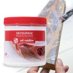 Art Creation decoupage ragasztólakk, 250 ml - fényes, gloss