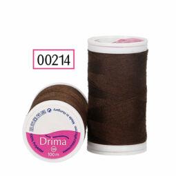 Drima varrócérna, polyester, 100 m - 00214