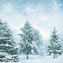 Szalvéta - Csendes tél (k)