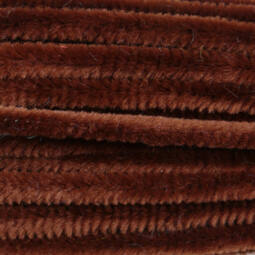 Zsenília, 50 cm - barna, 20