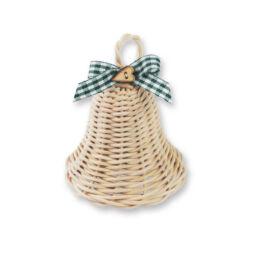 Kosárfonó kézműves csomag - harang