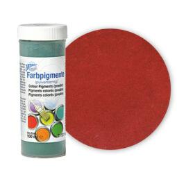 Pigmentpor, 100 ml - 08 középpiros