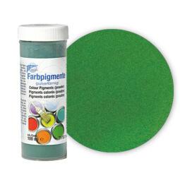 Pigmentpor, 100 ml - 35 levélzöld