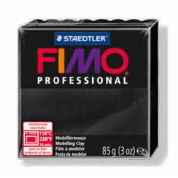 FIMO Professional süthető gyurma, 85 g - fekete (8004-9)