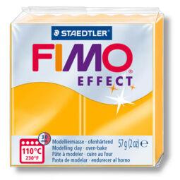 FIMO Neon Effect süthető gyurma, 57 g - neon narancs (8010-401)