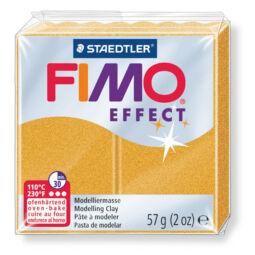 FIMO Effect süthető gyurma, 57 g - metál arany (8020-11)