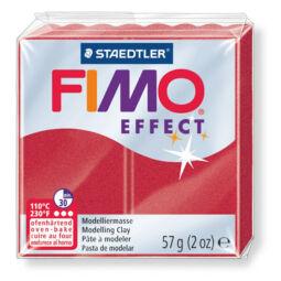 FIMO Effect süthető gyurma, 57 g - metál rubin (8020-28)