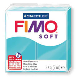FIMO Soft süthető gyurma, 57 g - borsmenta (8020-39)