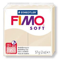 FIMO Soft süthető gyurma, 57 g - szahara (8020-70)