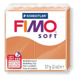 FIMO Soft süthető gyurma, 57 g - konyak (8020-76)
