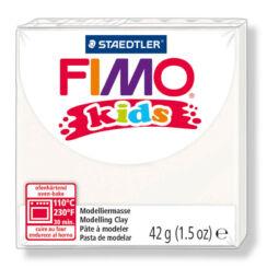 FIMO Kids süthető gyurma, 42 g - fehér (8030-0)