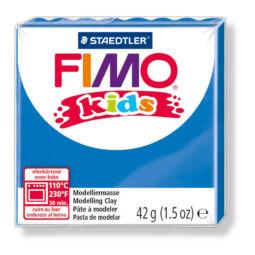 FIMO Kids süthető gyurma, 42 g - kék (8030-3)