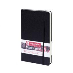 Talens Art Creation Sketch Book rajz- és vázlatfüzet, 13x21 cm, 80 lap, fekete