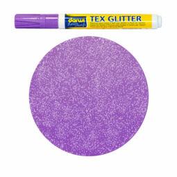 Textilfilc, Tex Glitter - sötét anyagra, világos lila