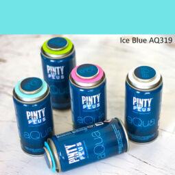 Pinty Plus Aqua, vízbázisú festékspray, 150 ml - 319 Ice Blue